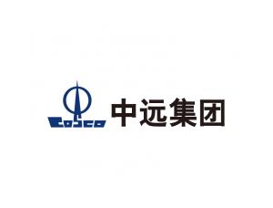 中远集团logo标志矢量图