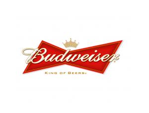 百威啤酒标志矢量图