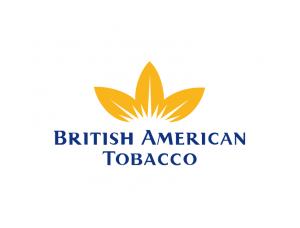 英美烟草公司标志矢量图