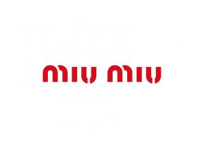 时尚品牌缪缪(MiuMiu)logo标志矢量图