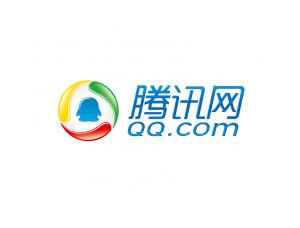 腾讯网logo标志矢量图