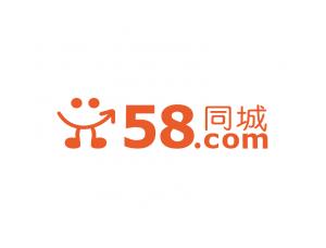 58同城logo标志矢量图