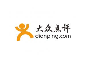 大众点评网logo标志矢量图