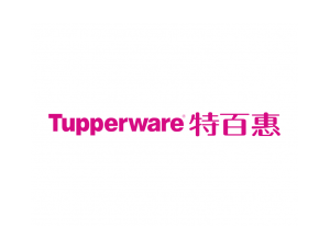特百惠(Tupperware)logo标志矢量图