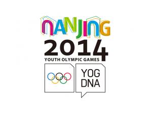 南京2014年青奧會會徽矢量圖