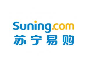 苏宁易购logo标志矢量图