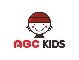 ABC童装标志矢量图