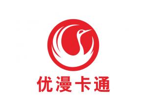 优漫卡通台标logo矢量图