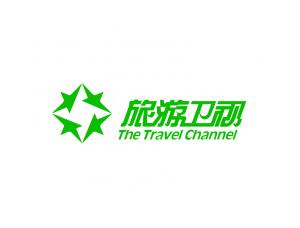 旅游卫视台标logo矢量图