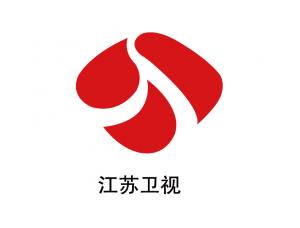 江苏卫视台标logo矢量图