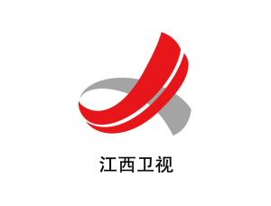 江西卫视台标logo矢量图