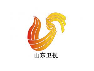 山东卫视台标logo矢量图