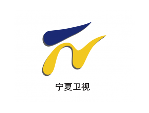 宁夏卫视台标logo矢量图