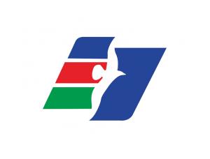 宁波电视台台标logo矢量图