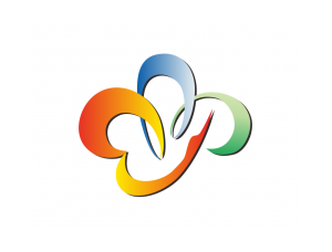 武汉电视台台标logo矢量图