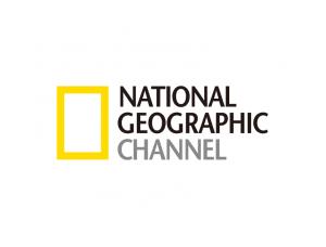 美国国家地理频道logo标志矢量图
