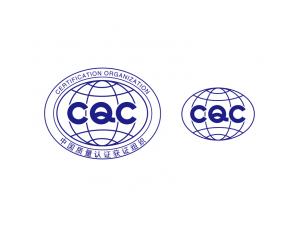 CQC中国质量认证中心logo标志矢量图