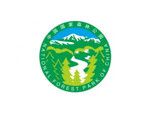中国国家森林公园矢量标志