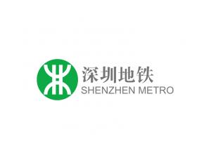 深圳地铁logo标志矢量图