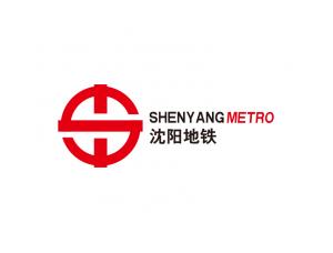 沈阳地铁logo标志矢量图