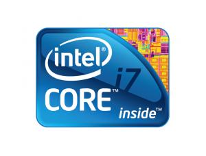 Intel酷睿i7標志矢量圖