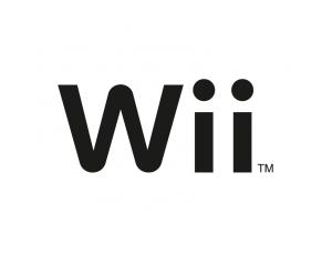 Wii游戏机logo标志矢量图