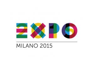 2015米兰世博会会徽标志矢量图
