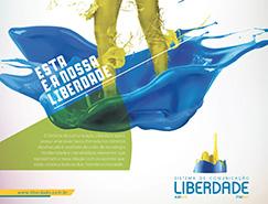 巴西Liberdade FM94.7電臺廣告欣賞