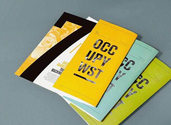 20套国外漂亮的画册设计作品欣赏
