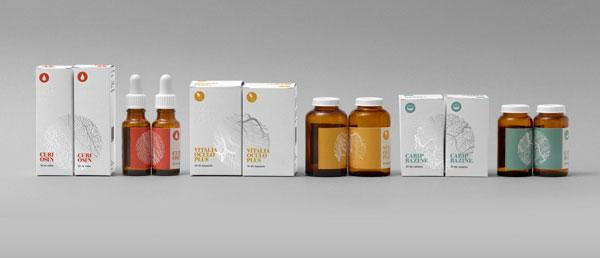 国外创意药品包装设计欣赏