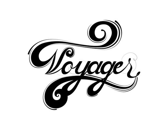 20个国外创意手绘字体设计欣赏(2) - 设计之家