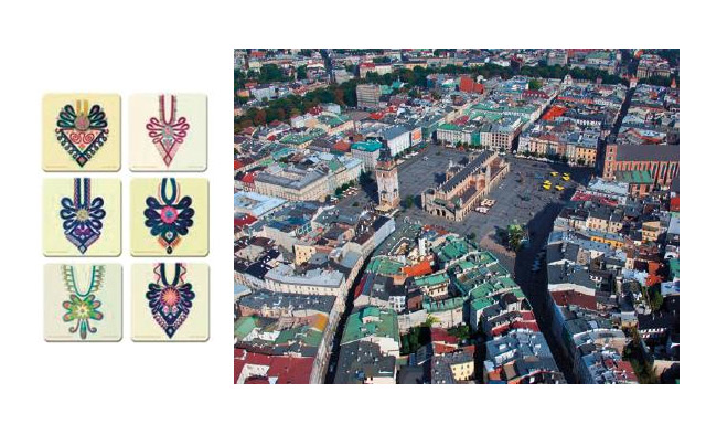 波兰克拉科夫申办2022年冬奥会标识公布