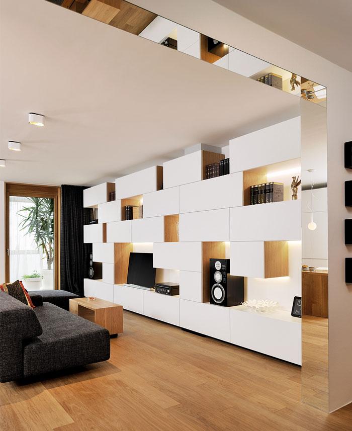 斯洛文尼亚现代优雅的公寓设计欣赏