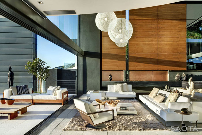 俯瞰大西洋:南非绝美豪宅设计