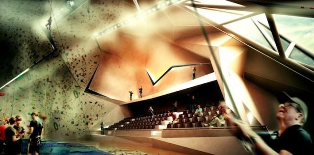 伊朗Polur攀岩体育馆