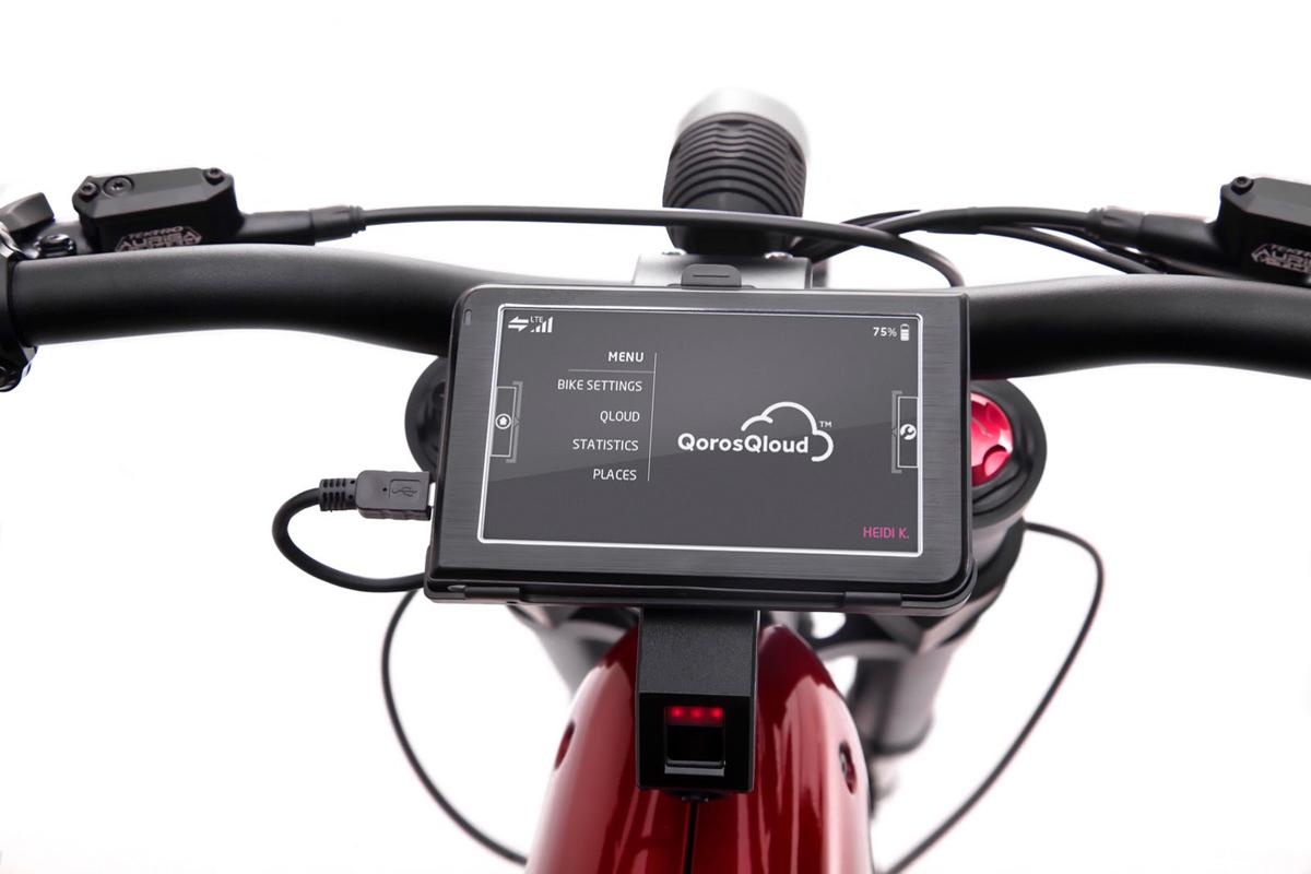 观致eBiqe概念电动自行车