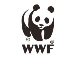 世界自然基金会(WWF)标志矢量图