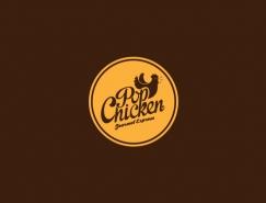 品牌设计欣赏:PopChicken餐厅