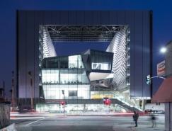 洛杉矶Emerson大学艺术学院新楼