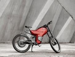 觀致eBiqe概念電動自行車