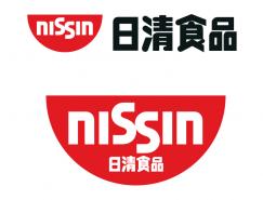 日清食品logo標志矢量圖