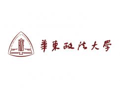 大学校徽系列:华东政法大学标志矢量图