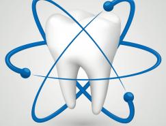 保护牙齿矢量素材
