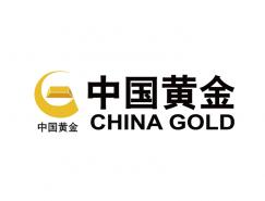 中国黄金logo标志矢量图