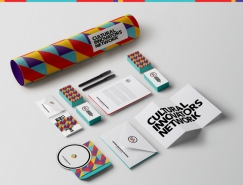 文化创新网络(CIN)视觉形象设计