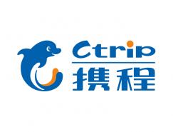 携程旅行网logo标志矢量图