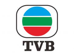 香港无线电视TVB台标logo矢量图