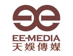 天娱传媒logo标志矢量图