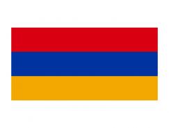 亞美尼亞國旗矢量圖