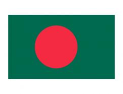 孟加拉國國旗矢量圖